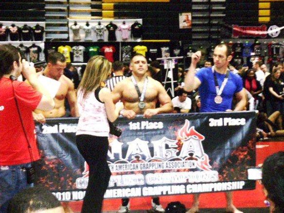 Sean Novice Naga Champ II