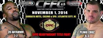 CFFC Fight Poster